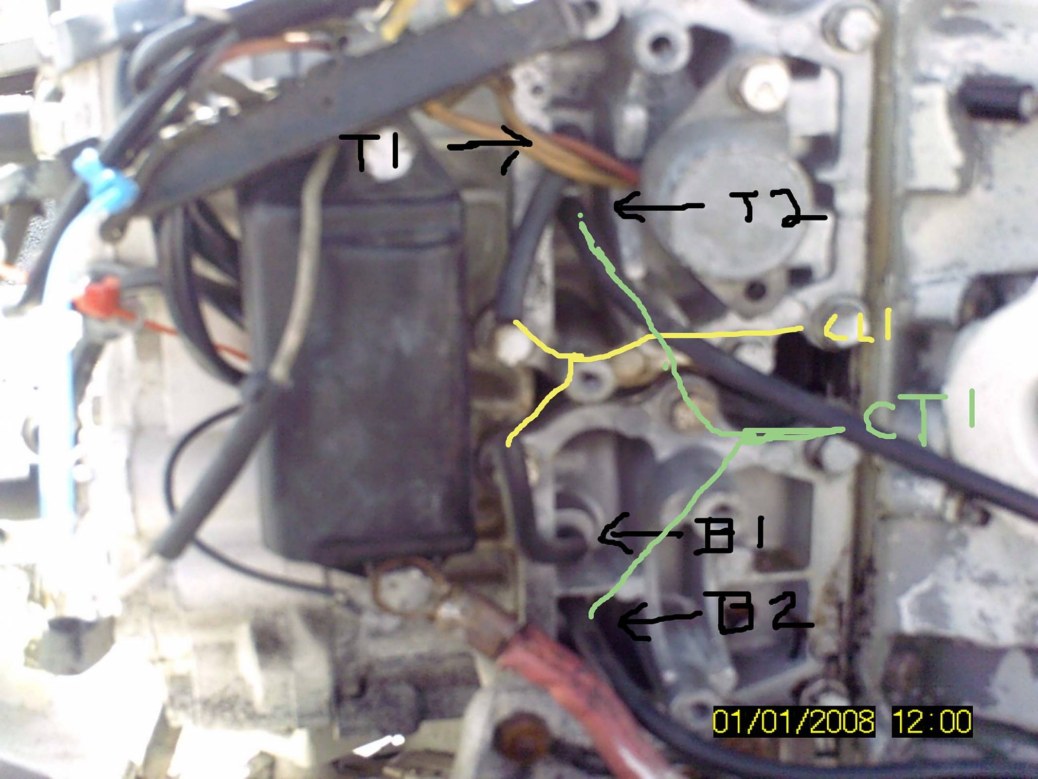 76 Evinrude Wiring Diagram - Wiring Diagrams Folder on