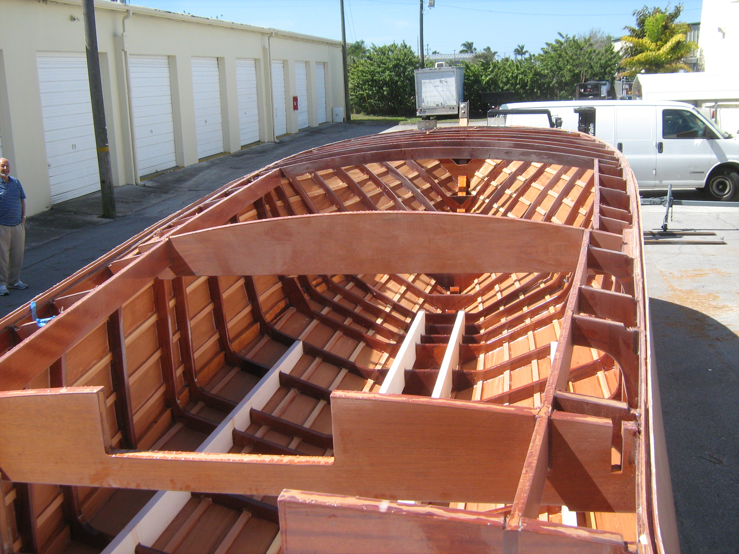 Wood Choices for Cold Molding | Page 3 | Boat Design Net