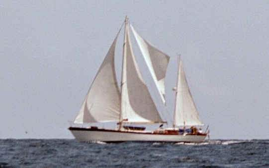 Frank Carius 50 FT  KETCH   Page 2   Boat Design Net