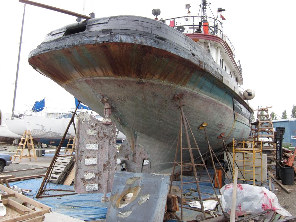 need 40 65 u0027 tugboat plans boat design net