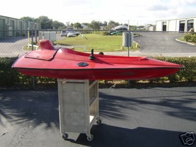 MOLDS for 1-person electric boat $8500 | Boat Design Net