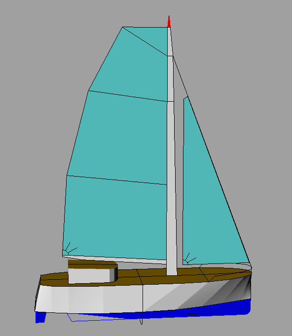 Single mast  sailing boat.png