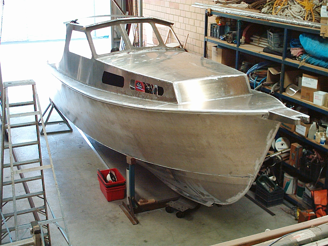 New To Welding Aluminum Boat Design Net