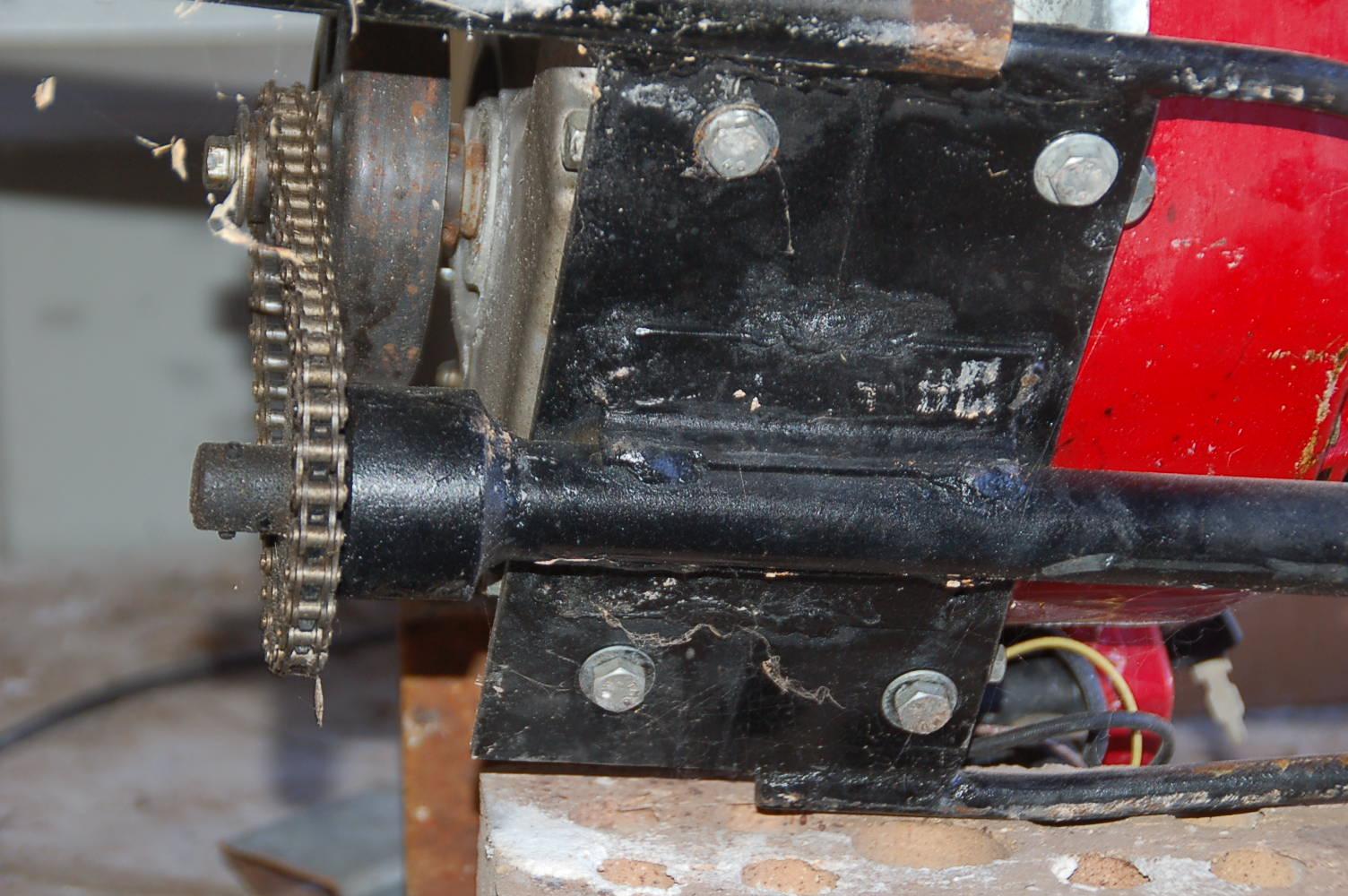 Homemade Short Tail Mud Motor Plans