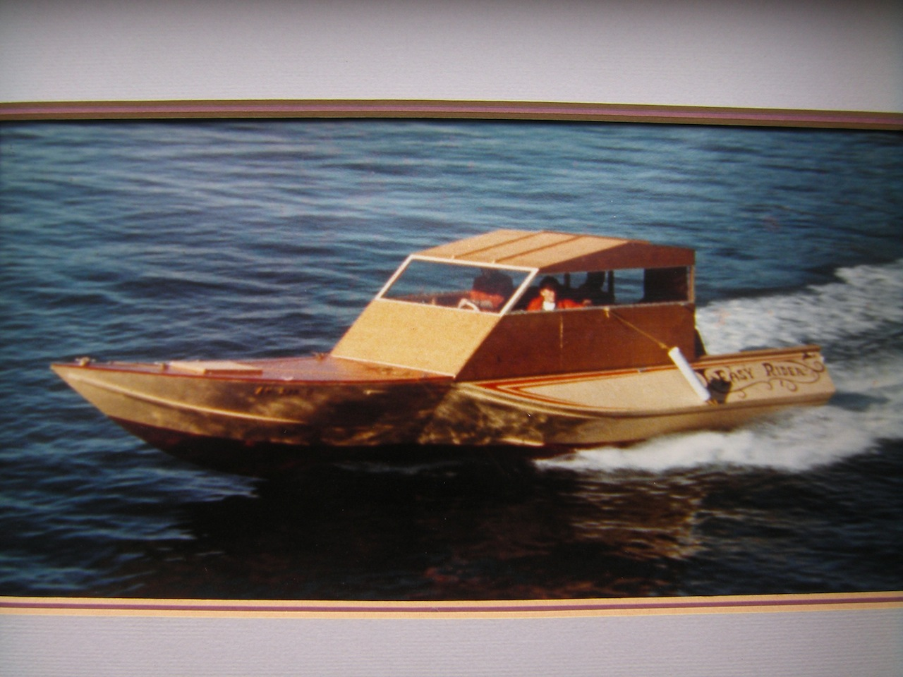 Plywood Power Catamaran Boat Plans | Cute Cats