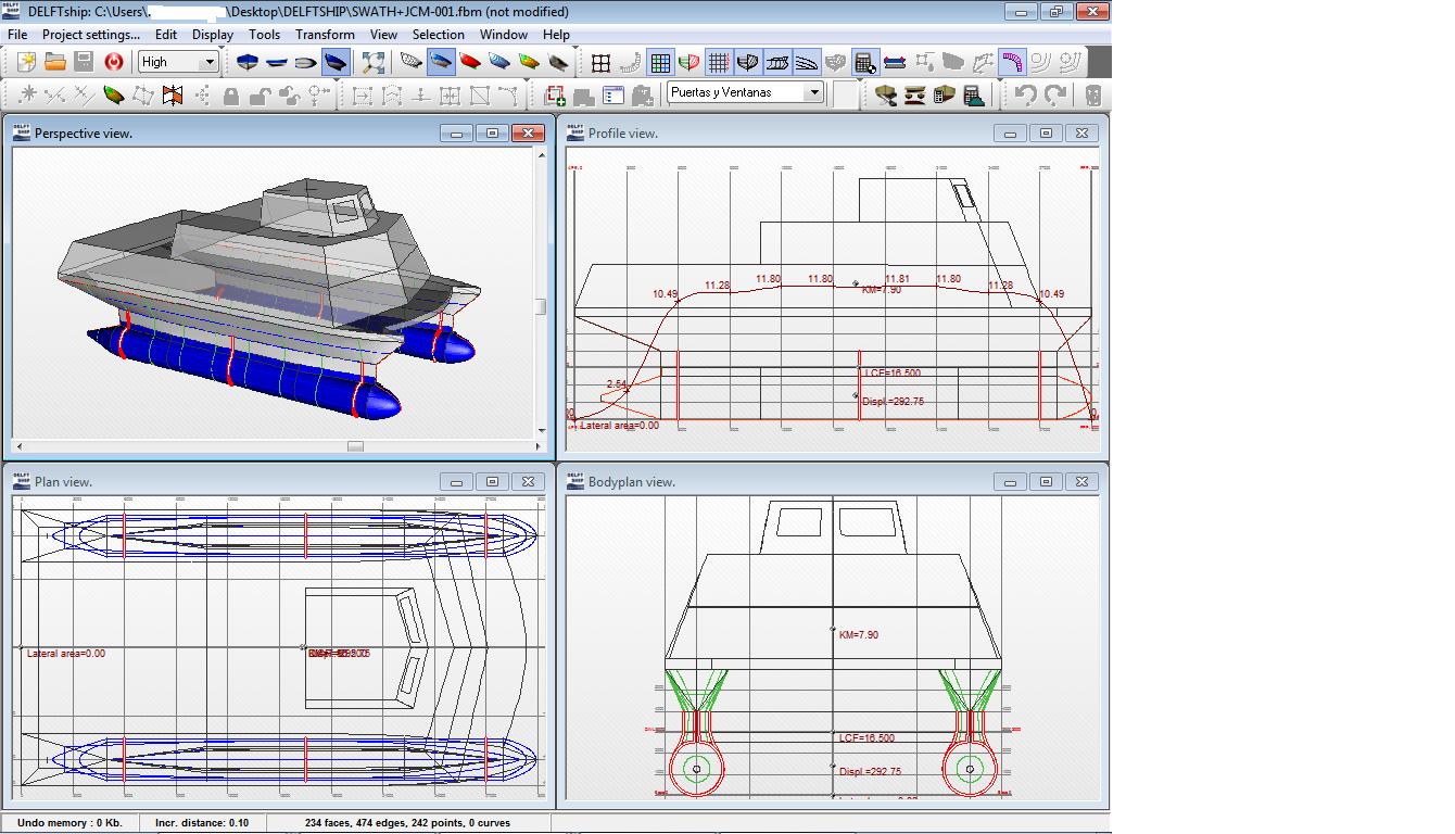 Diy catamaran design boat design net swath2g malvernweather Choice Image