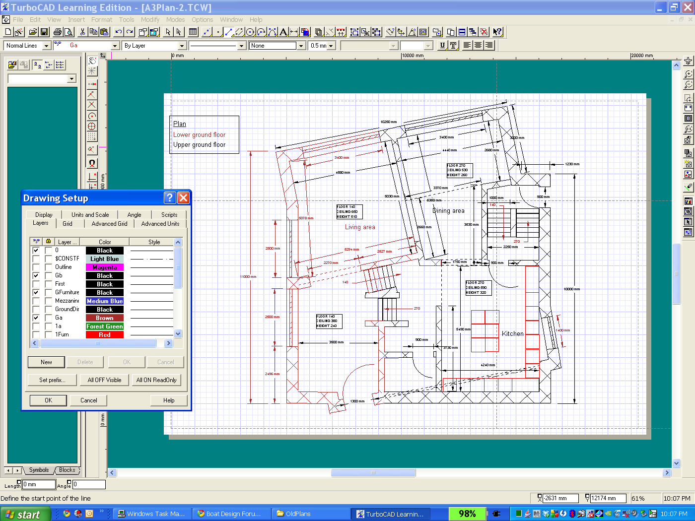 Free interior design cad software for mac for Best free interior design software