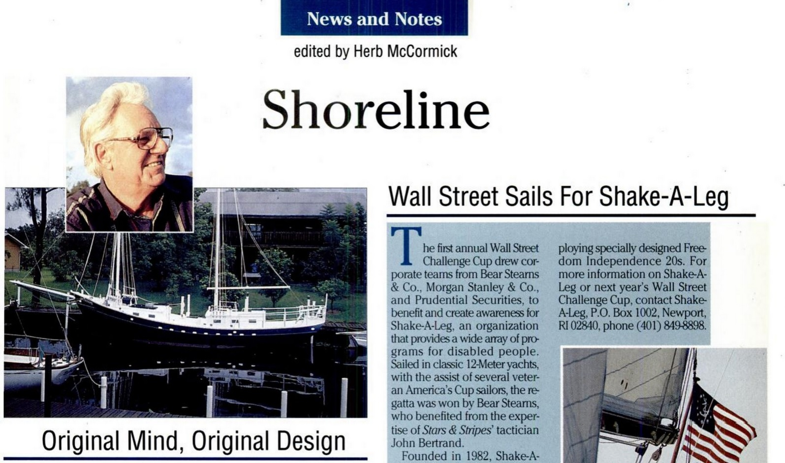 Tom Colvin 37ft Cargo Schooner Antelope Cruising World Oct. 1992 page 13 top.jpg