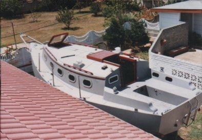 Building plans for 26'-28' ocean-cruising STEEL sailboat? | Boat ...