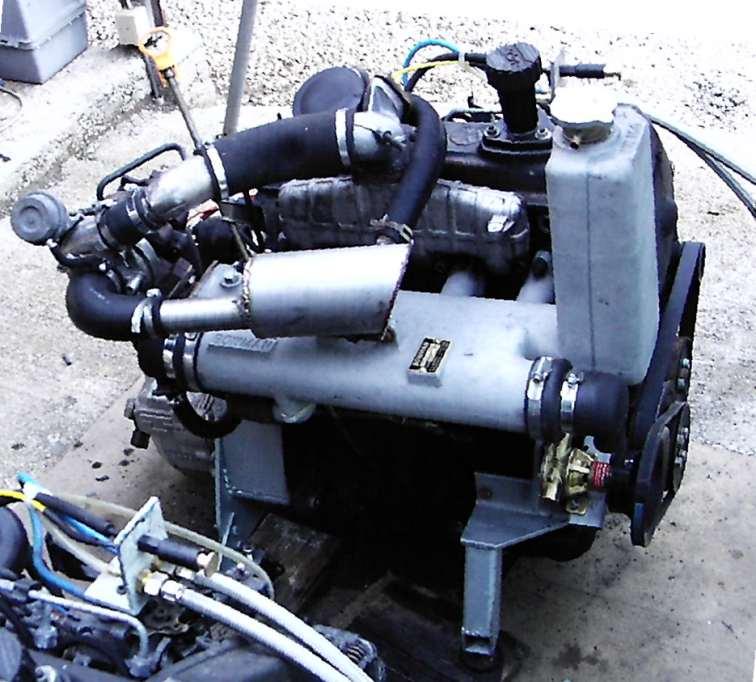 Marinizing Vw Turbodiesel Engines Boat Design