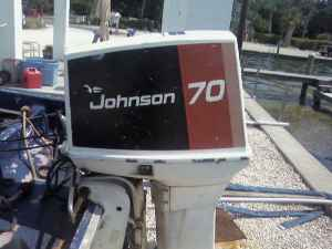 1978 Johnson Seahorse 70HP Qestions? | Boat Design Net