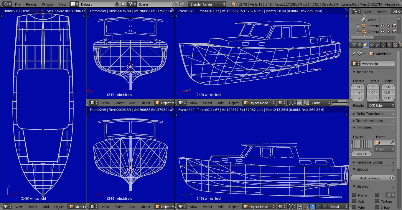 Free Or Low Cost Hull Modeling Software Boat Design Net