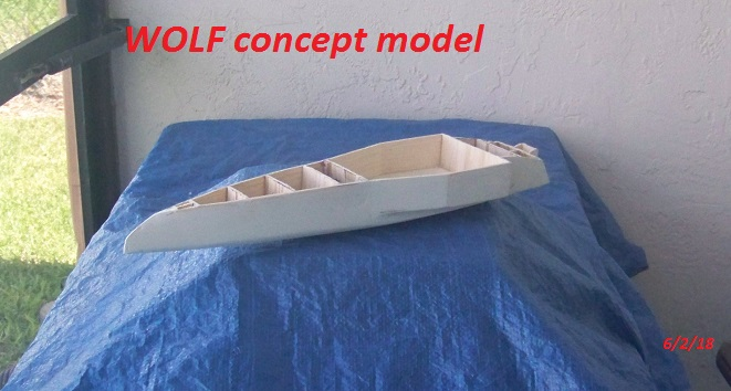 WOLF 14 concept model   6-2-18 002.JPG