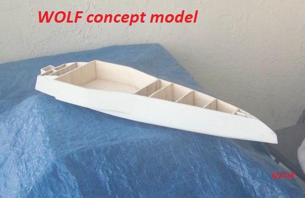 WOLF 14 concept model   6-2-18 003.JPG