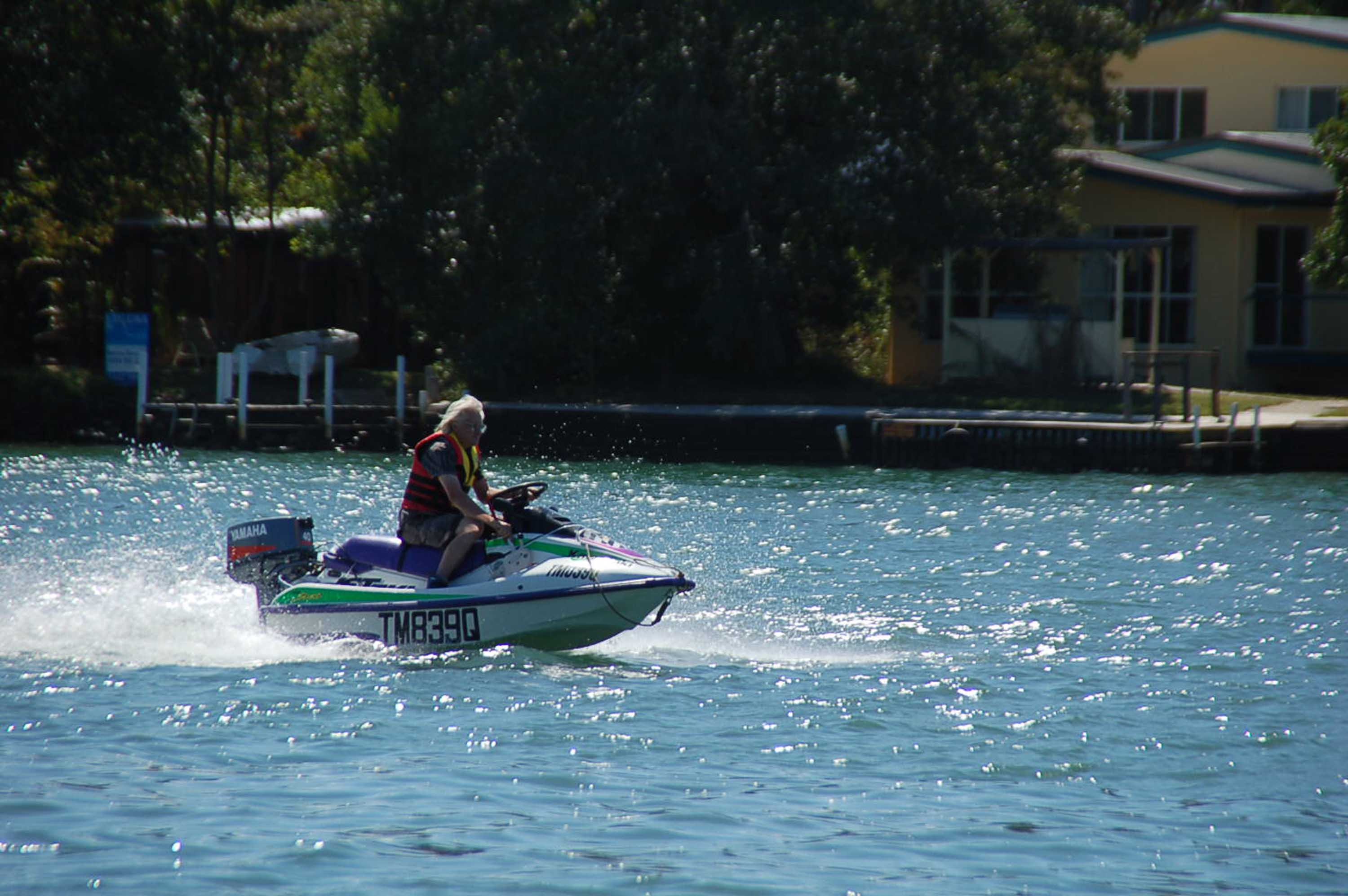 Home built jet dinghy s from new zealand boat design forums - Wtf 016 Jpg