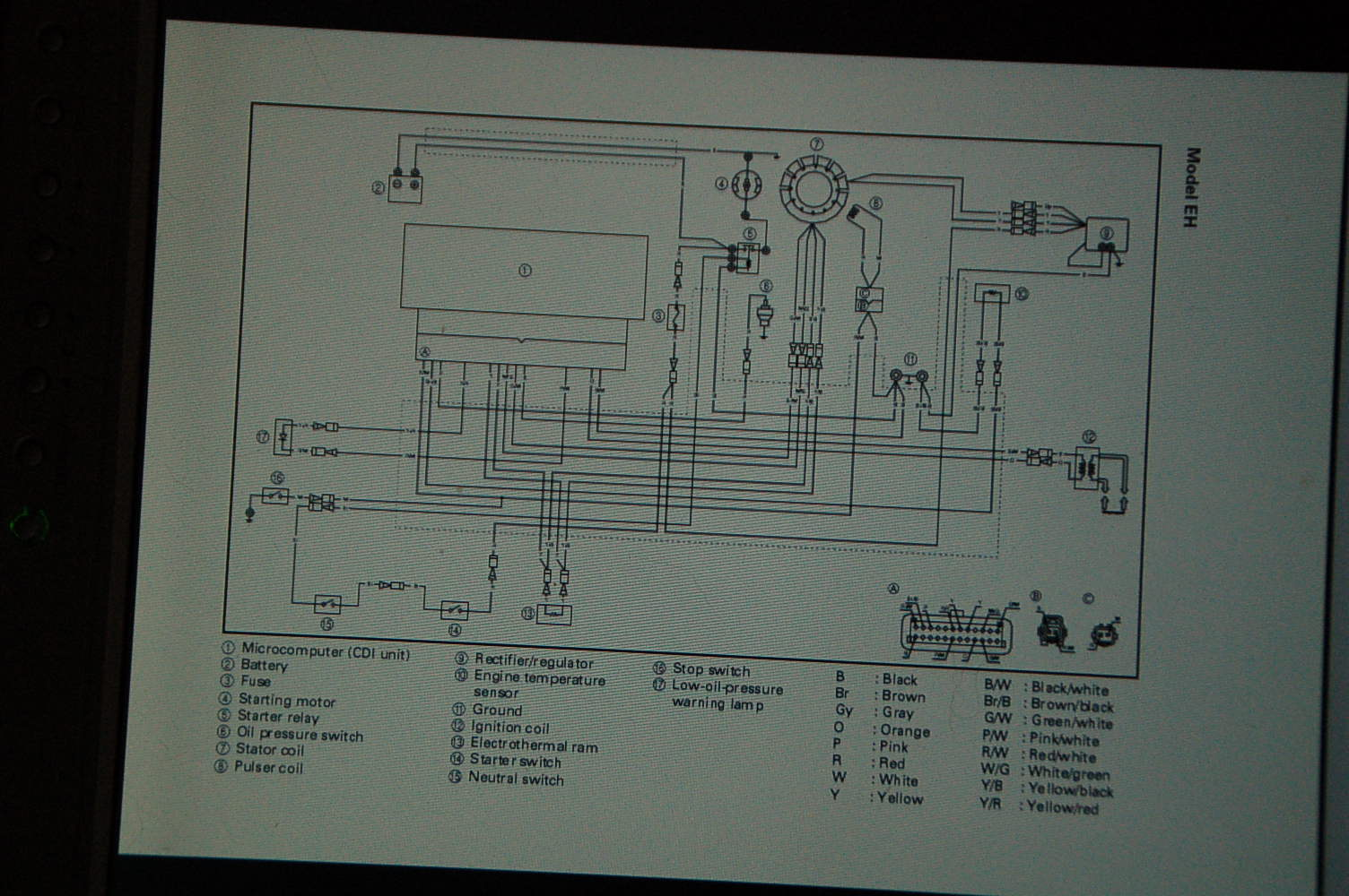 wiring up yamaha 30 boat design net Yamaha 90 Outboard Wiring Diagram at soozxer.org