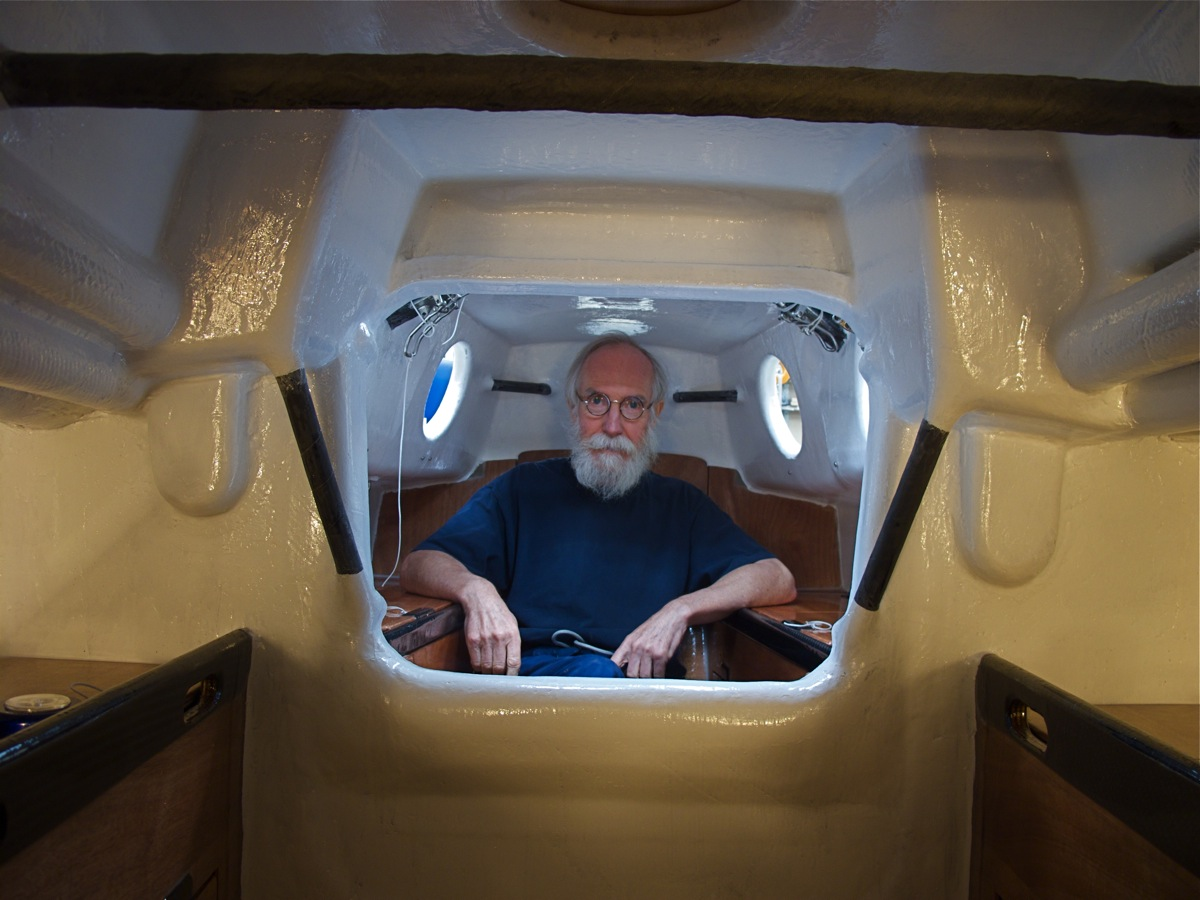 Do some boats have a cabin but no sole or floors? | Boat