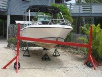 How Do I Get Boat Off Trailer Boat Design Net