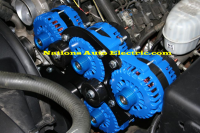 How to install a second marine alternator on any engine boat