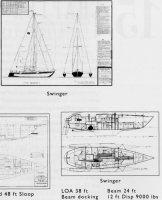 Wide-hulled trimaran? | Page 2 | Boat Design Net