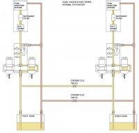 fuel flow schematic boat design net. Black Bedroom Furniture Sets. Home Design Ideas