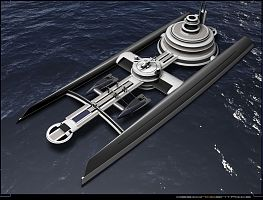 Concept design Ocean Liners. Comments welcome!