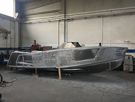 Akes S 24 in construction