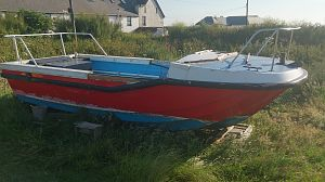 Condition of boat when purchased