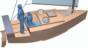 pocket cruiser   Boat Design Net