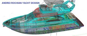 X43 Flybridge  Motor Yacht Design