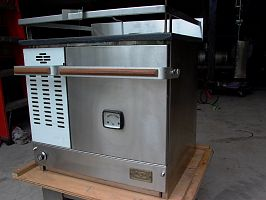 New Dickinson Pacific diesel stove