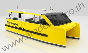 10m water taxi