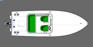 PDC 21.9 Performance Day Boat Plan