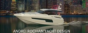 Artemis 39 Sport Motor Yacht Andrei Rochian Design soon a Star at the Shanghai Yacht Show China