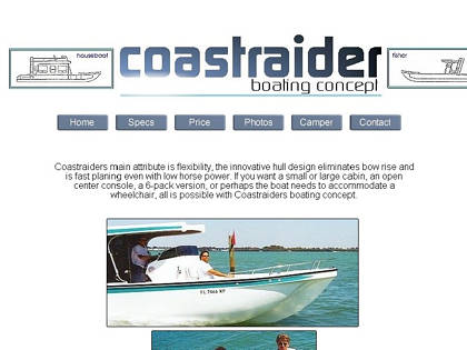 Cached version of Coast Raider