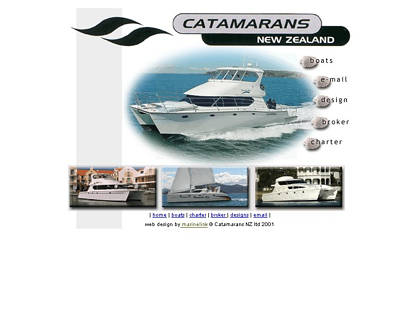 Cached version of Catamarans New Zealand