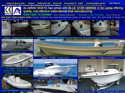 Cached version of Allmand Boats - Boat Builders