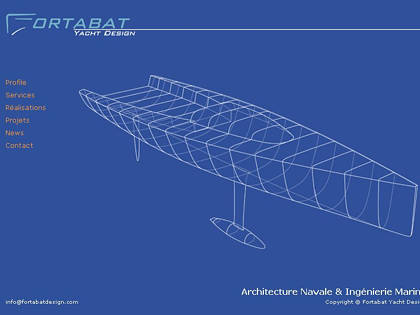 Cached version of Fortabat Yacht Design