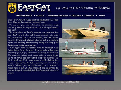Cached version of FastCat Marine