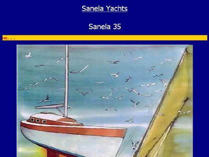Cached version of Sanela Yachts