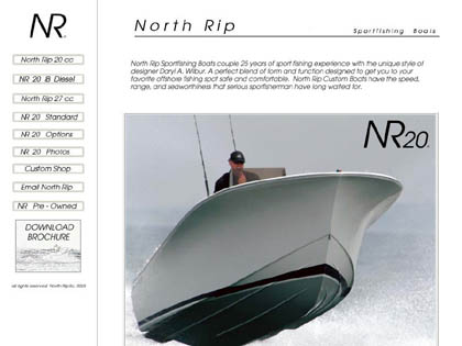 Cached version of North Rip