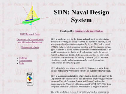 Cached version of SDN Naval Design System