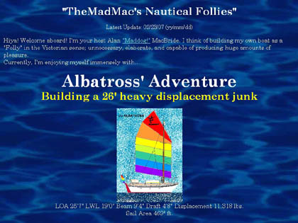 Cached version of Albatross' Adventure
