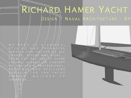Cached version of Richard Hamer Yacht Design