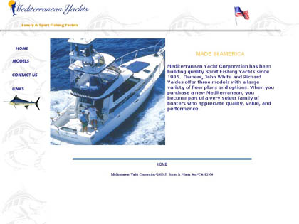 Cached version of Mediterranean Yachts