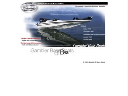 Cached version of Gambler Boats