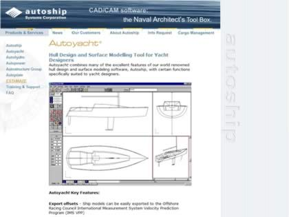 Cached version of AutoYacht