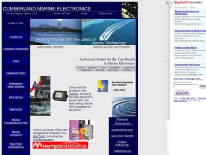 Cached version of Cumberland Marine Electronics