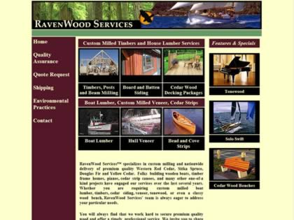 Cached version of RavenWood Services
