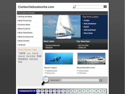 Cached version of Clarksville Boat Works